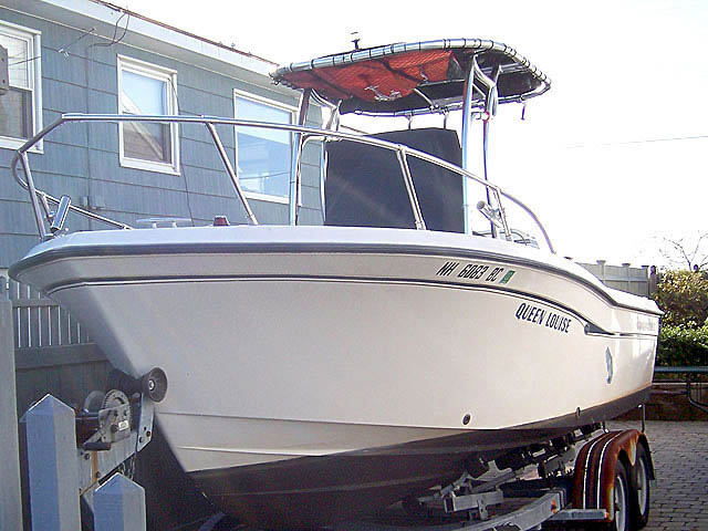 T top for 209 Grady White boats 35390-1
