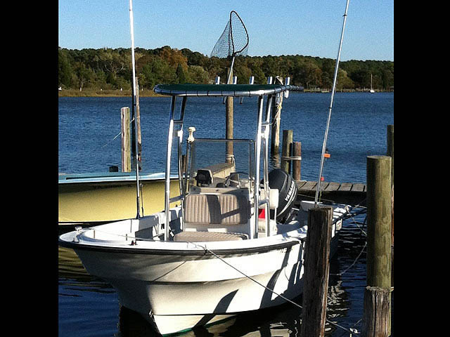 T top for 2003 Maritime Skiff 20D boats 35464-5