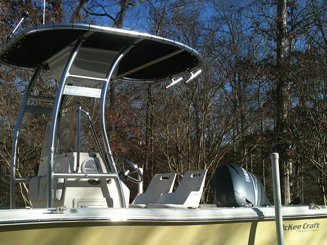 T top for McKee Craft 184 boats 36082-2
