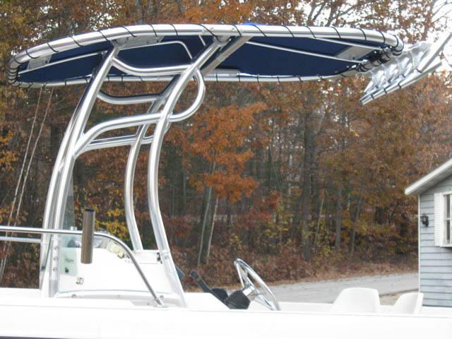 T top for 1995 Seaswirl Striper boats 37346-2