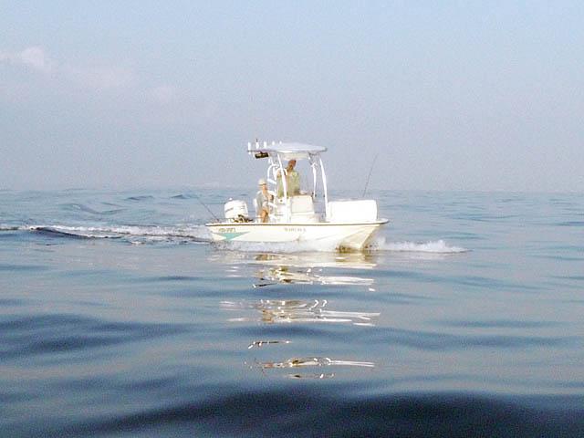 T top for 96 Hydrasport Hydraskiff boats 37435-2