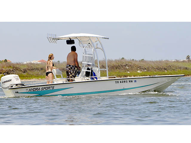 T top for 96 Hydrasport Hydraskiff boats 37435-3