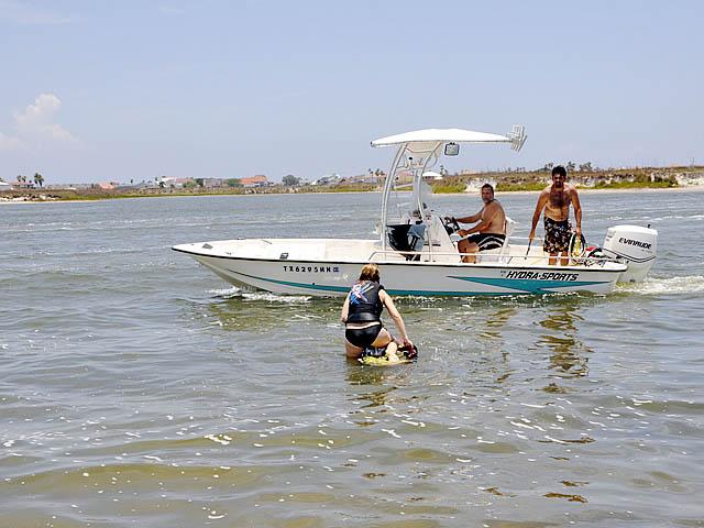 T top for 96 Hydrasport Hydraskiff boats 37435-5