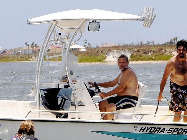 T top for 96 Hydrasport Hydraskiff boats 37435-6