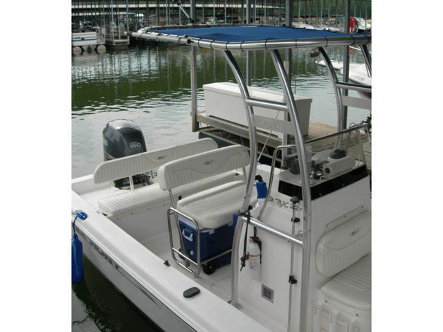 T top for Sea Hunt BX22-T boats 37636-2