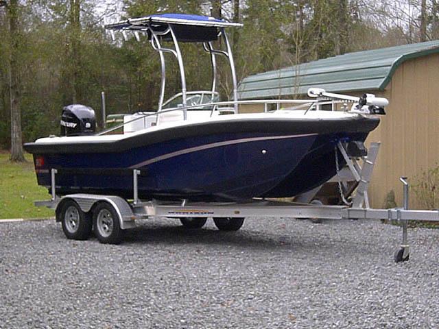 T top for M2 Motor Yacht 21' Catamaran boats 39698-2