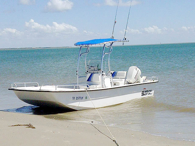 T top for 2003 Carolina Skiff 2180 DLX boats 39703-2