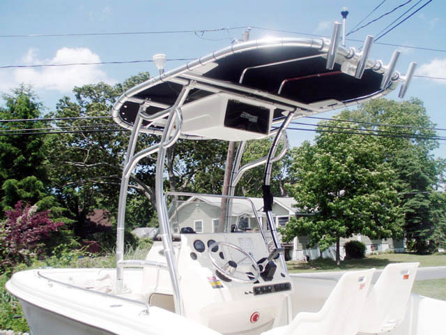 T top for 2003 Scout 185 boats 43127-3