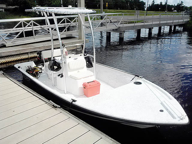 T top for 2008 Mako 181 boats 43473-3
