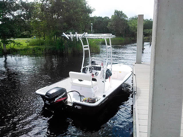 T top for 2008 Mako 181 boats 43473-5