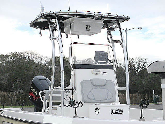 T top for 2004 Skeeter boats 58901-6