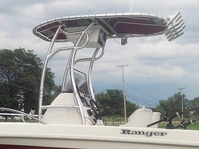 T top for 1999 Ranger 18' CC boats 72294-2