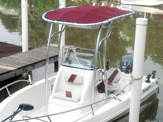 T top for 1999 Ranger 18' CC boats 72294-4