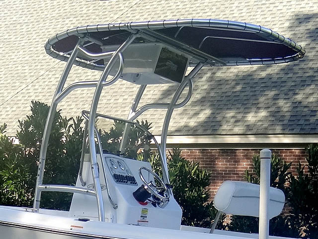 T top for 2008 Sea Pro 186CC boats 72502-2