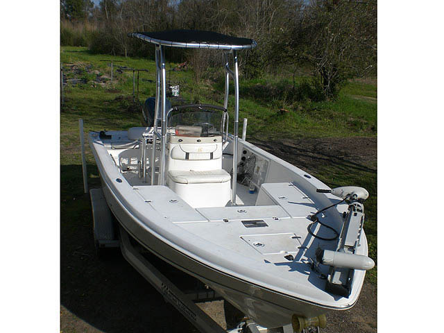T top for Carolina Seachaser boats 7730-2
