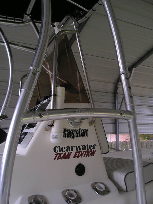 T top for 2008 Clearwater 2400 Baystar boats 8429-3