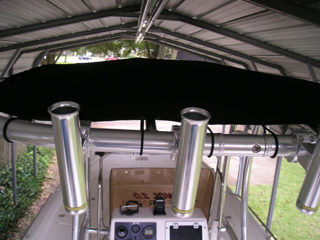 T top for 2008 Clearwater 2400 Baystar boats 8429-6
