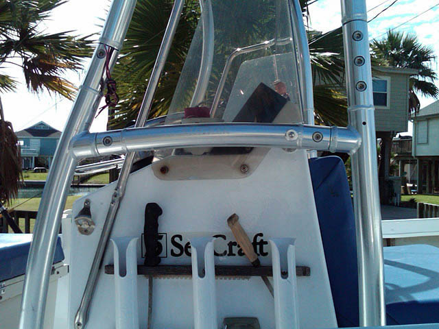 T top for Sea Craft boats 8435-3
