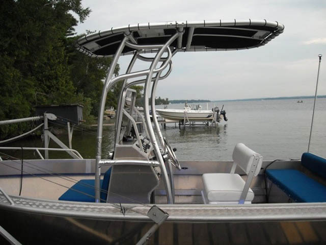 T top for 2008 Stanley Islander 21' boats 9261-4