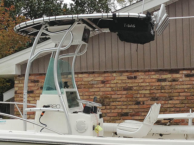 T top for 1996 Robalo 1820 boats 94810-2