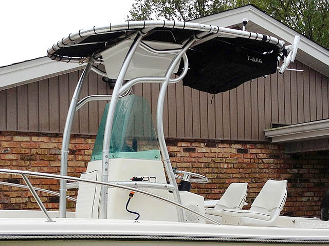 T top for 1996 Robalo 1820 boats 94810-4