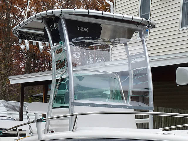 T top for 2002 Stingray LX230 boats 94813-2
