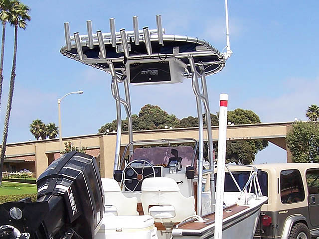 T top for 1984 Boston Whaler Outrage boats 94832-4