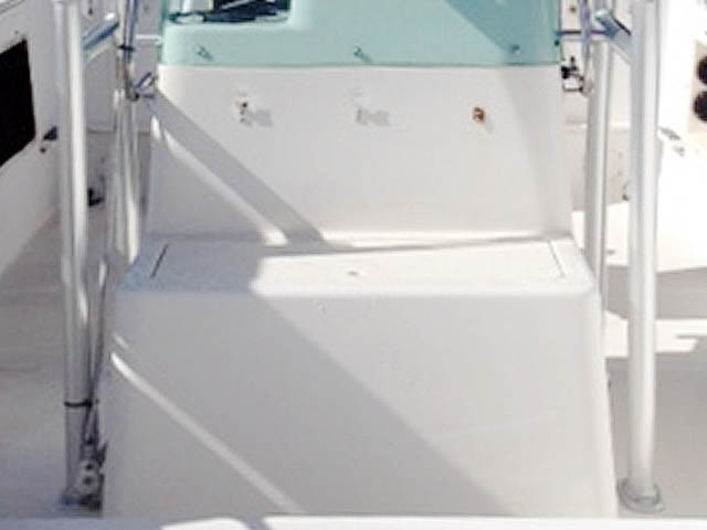 T top for 2000 Seaswirl Stripper 21'  boats 94923-6