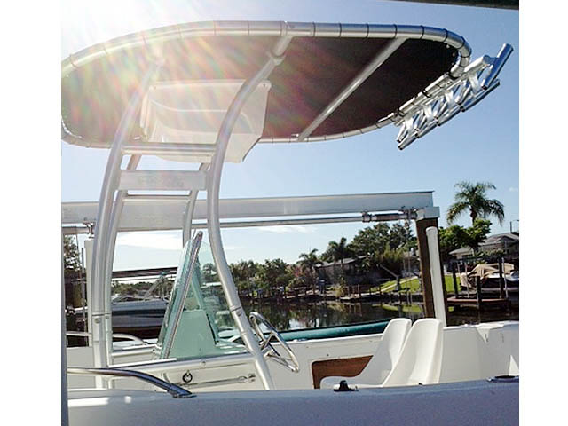 T top for 2000 Seaswirl Stripper 21'  boats 94923-7