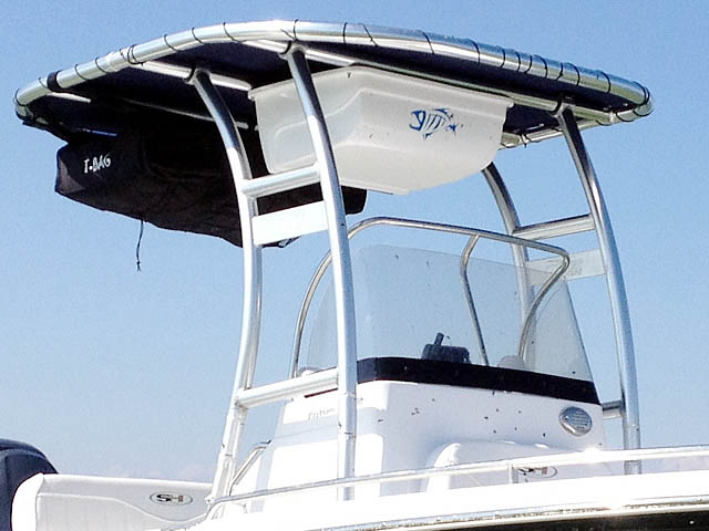 T top for 2014 Sea Hunt Triton 202 boats 95003-4