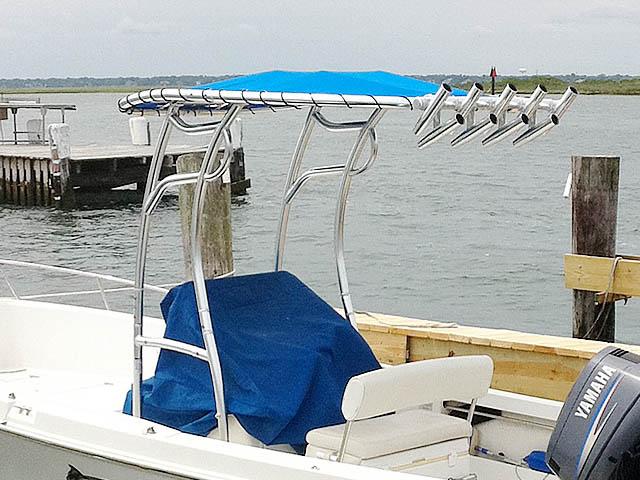 T top for 2003 AquaSport 200 Osprey boats 95035-2