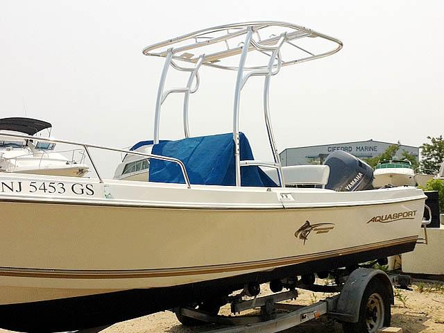 T top for 2003 AquaSport 200 Osprey boats 95035-3