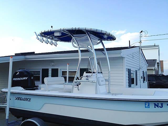 T top for 2012 Sundance B18CCR boats 95236-9
