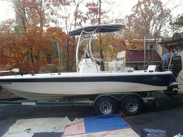 T top for Nauticstar, 2110 Baystar 2010 boats 98677-3