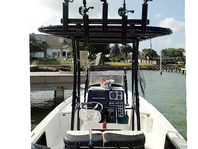 T top for 2013 Blue Wave 2400 Purebay                              boats 98949-7