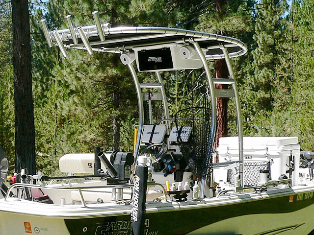 T top for 2013 Carolina Skiff DLV 178 boats 99850-4