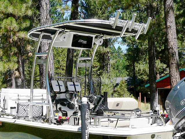T top for 2013 Carolina Skiff DLV 178 boats 99850-6