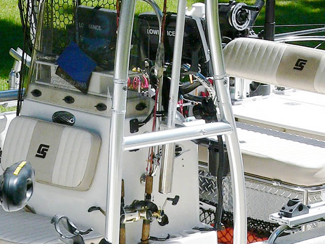 T top for 2013 Carolina Skiff DLV 178 boats 99850-8