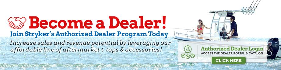 Stryker T-Tops Dealer and Installer Sign Up