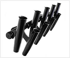 black 9 fishing rod rocket launcher