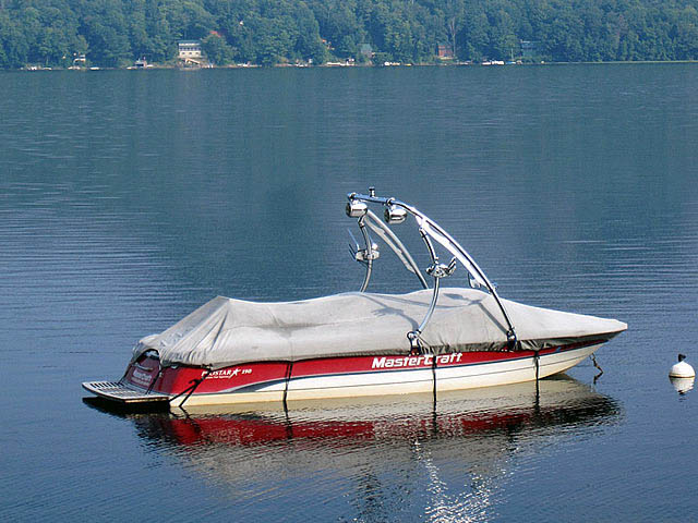 1996 Mastercraft Pro Star wakeboard Ascent Tower 103265-1