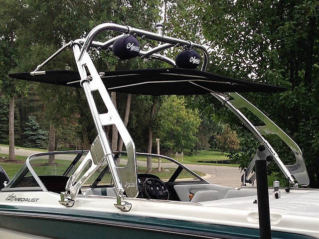 1998 Ski Supreme V210 Medalist wakeboard tower on 11/29/2014