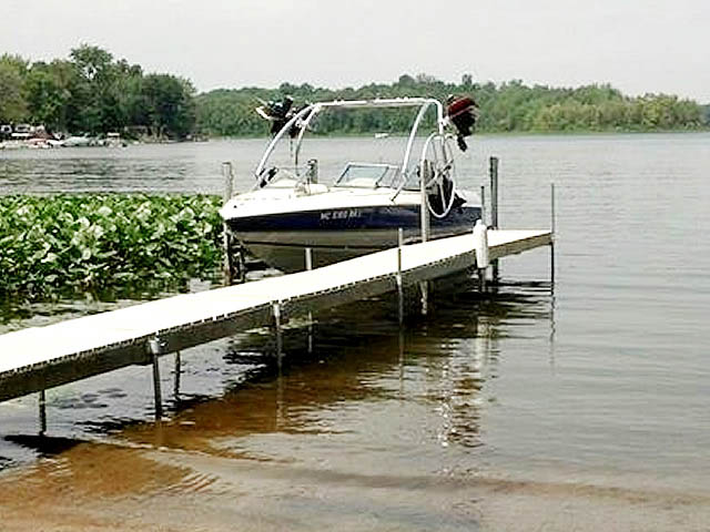 1996 Stingray 606ZP boat wakeboard tower
