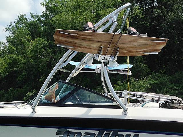 1998 Malibu Response lx boat wakeboard tower