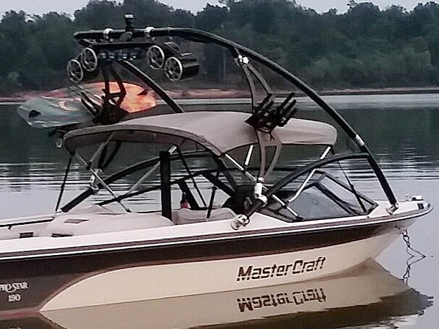 1988 Mastercraft Pro Star 190 tower