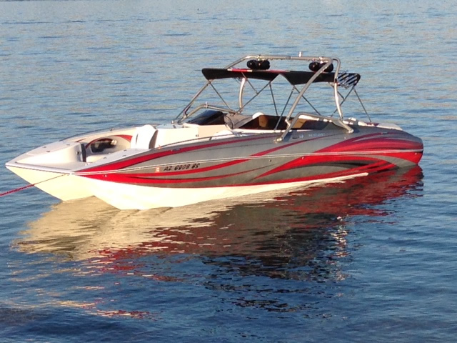 Nordic 26 Deck 2014 boat wakeboard tower