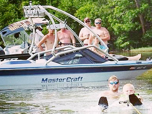 1988 Mastercraft Prostar 190 tower