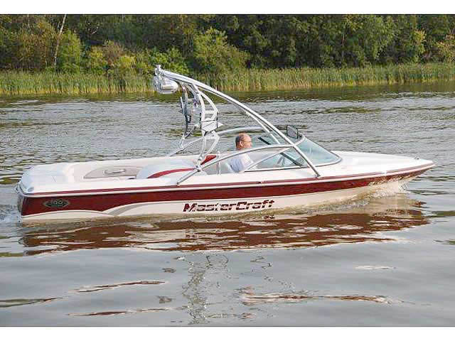 2000 mastercraft prostar 190 wakeboard Assault Tower 20633-1