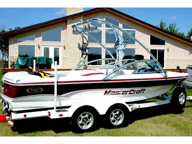 2000 mastercraft prostar 190 tower