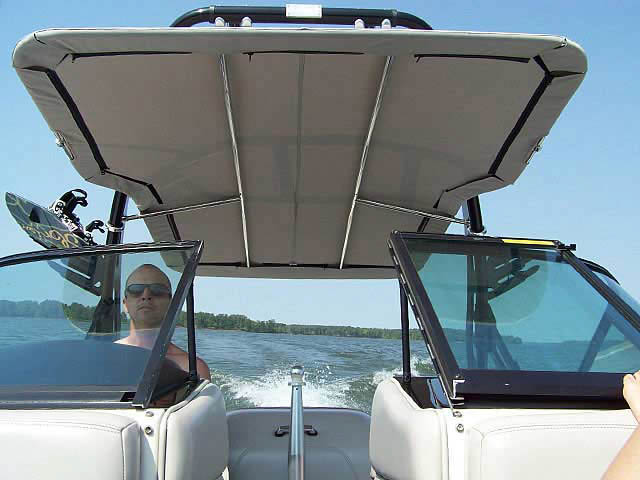 wakeboard tower for 1994 MasterCraft Prostar 205  boats